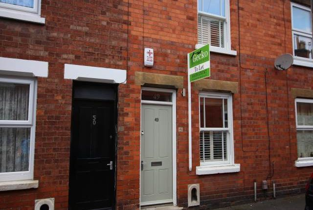 Thumbnail Terraced house to rent in Sidney Street, Grantham, Lincolnshire