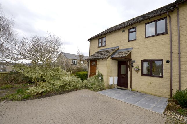Thumbnail Terraced house for sale in Carters Way, Nailsworth, Gloucestershire