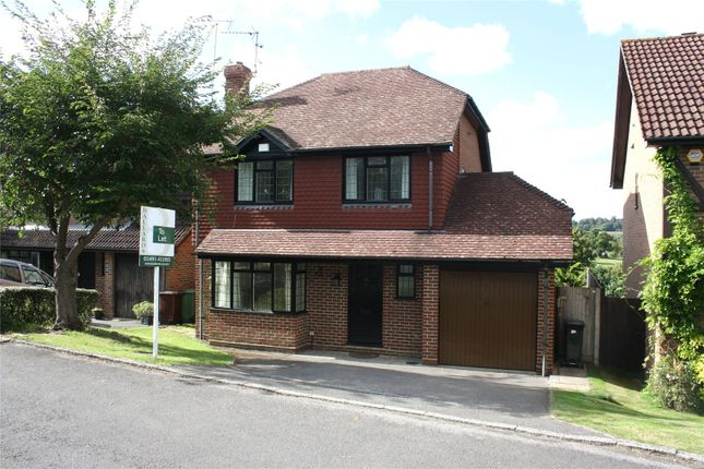 Thumbnail Detached house to rent in Gravett Close, Henley-On-Thames