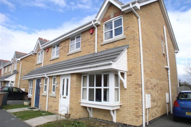 Thumbnail Property to rent in Juniper Way, Sleaford, Lincs