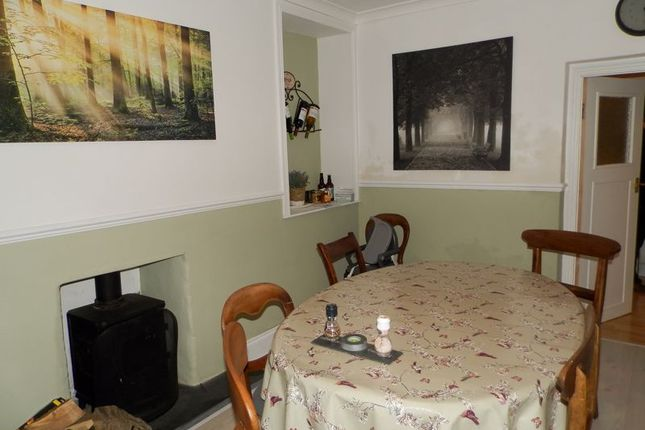 Dining Room of Velindre, Llandysul SA44