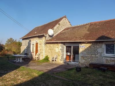 Thumbnail Property for sale in Tournon-St-Martin, Indre, France