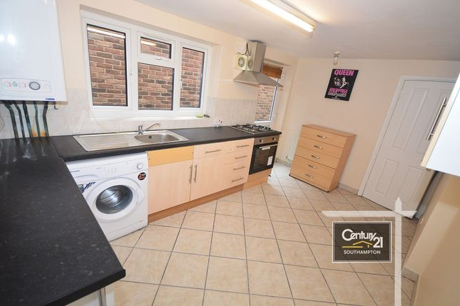 Thumbnail Terraced house to rent in Lodge Road, Southampton
