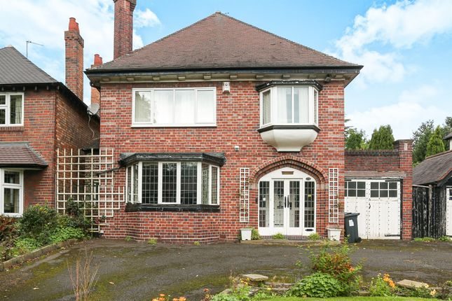 Thumbnail Detached house for sale in Orphanage Road, Erdington, Birmingham