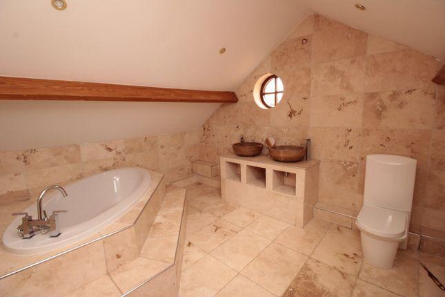 Thumbnail Detached house for sale in The Barn, Brickyard Farm, Hurworth Moor, Darlington