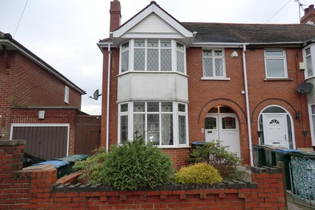 Thumbnail Terraced house to rent in St. Christians Road, Coventry