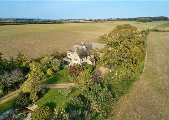 Thumbnail Detached house for sale in Old Minster Lovell, Witney