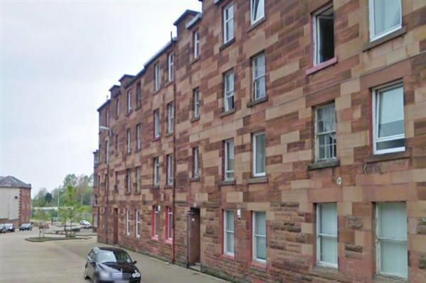 Thumbnail Flat for sale in Robert Street, Port Glasgow