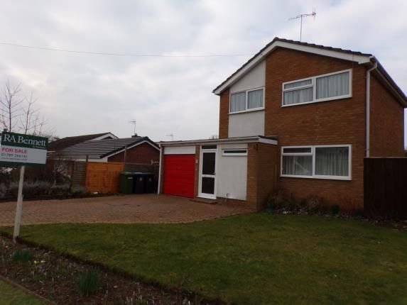 Thumbnail Detached house for sale in Birchfield Road, Stratford-Upon-Avon