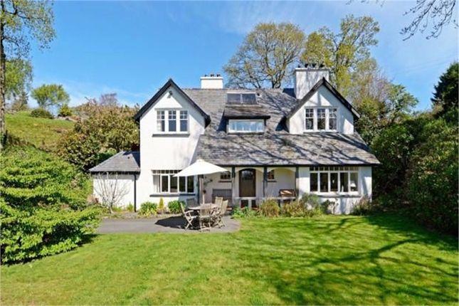Thumbnail Detached house for sale in Morfa Bychan Road, Porthmadog, Gwynedd