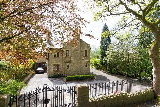 Thumbnail Detached house for sale in Reedley Drive, Burnley, Lancashire