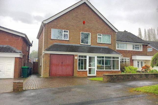Thumbnail Detached house for sale in Bird End, West Bromwich