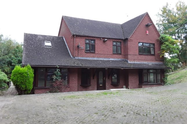Thumbnail Detached house for sale in The Knowle, Jackfield, Telford