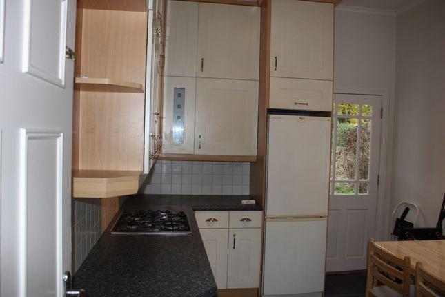 Thumbnail Flat to rent in Salusbury Road, Queens Park, London