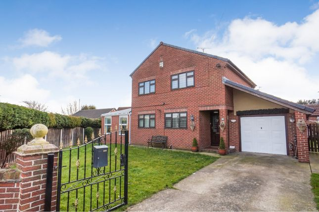 Thumbnail Detached house for sale in Doncaster Road, South Elmsall