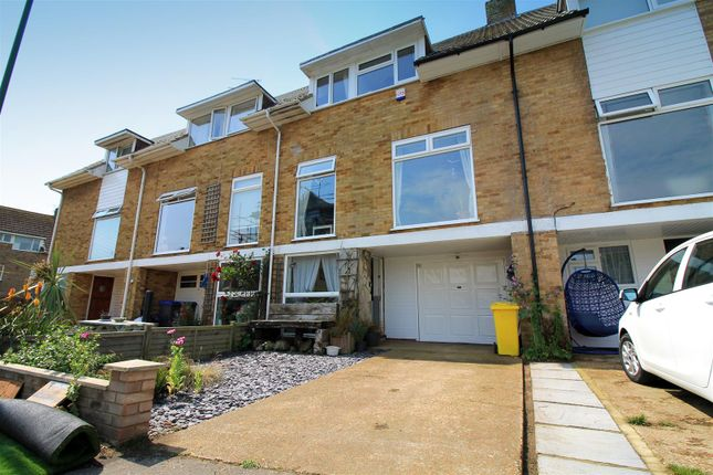 Thumbnail 4 bed terraced house for sale in Ormonde Way, Shoreham-By-Sea