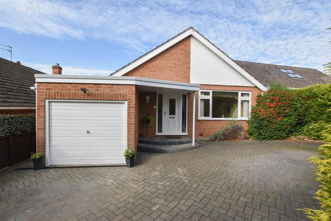 Thumbnail Detached bungalow for sale in Rancliffe Avenue, Keyworth, Nottingham