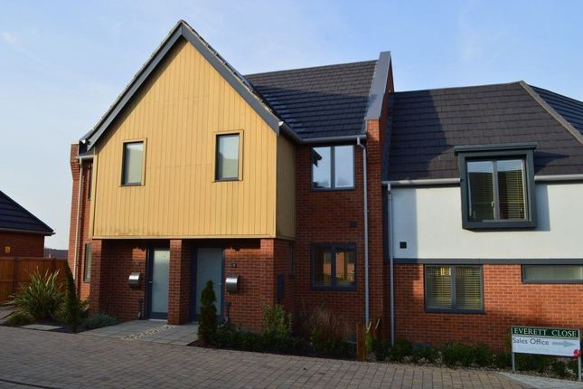 Thumbnail Town house to rent in Manor Reach, Norwich