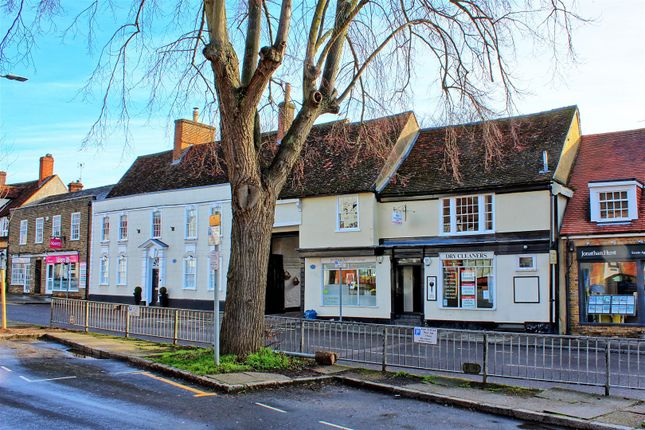 Thumbnail Flat for sale in Ermine Court, Church Street, Buntingford