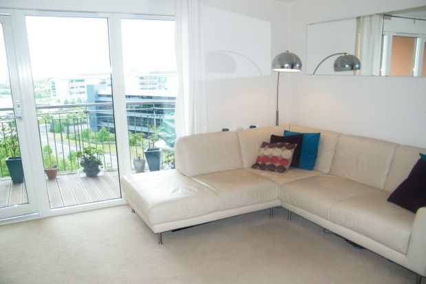 Thumbnail Flat to rent in Roma, Victoria Wharf, Cardiff