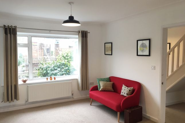 Thumbnail Terraced house for sale in Hereford Road, Abergavenny