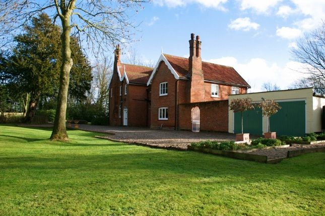 Thumbnail Detached house for sale in Denham, Eye, Suffolk
