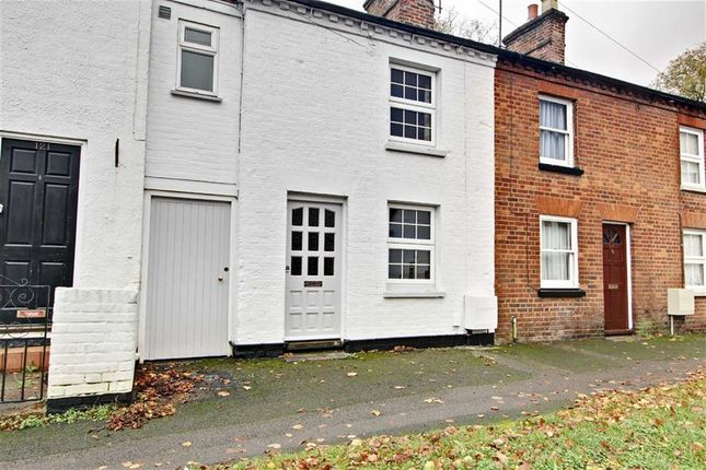 Thumbnail Terraced house to rent in Western Road, Tring