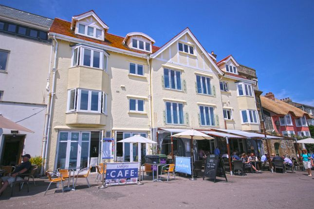 Thumbnail Flat to rent in Marine Parade, Lyme Regis