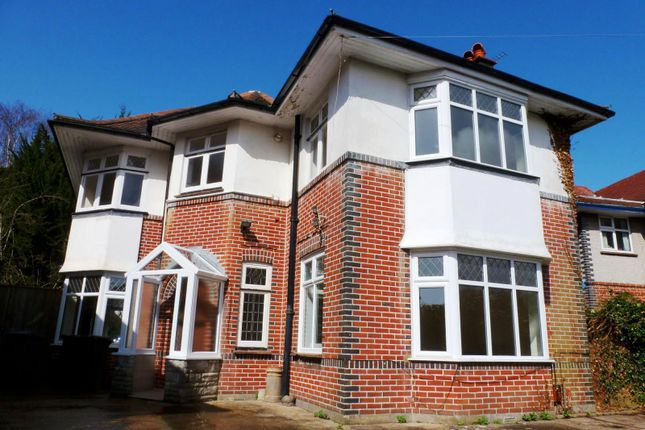 Thumbnail Detached house to rent in William Road, Bournemouth