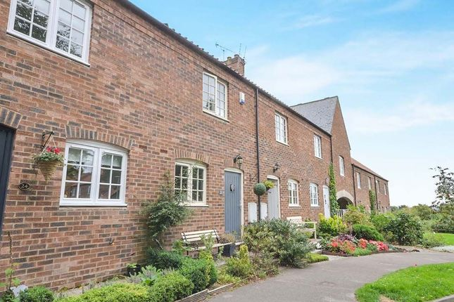 Thumbnail Terraced house to rent in Gilsforth Lane, Whixley, York