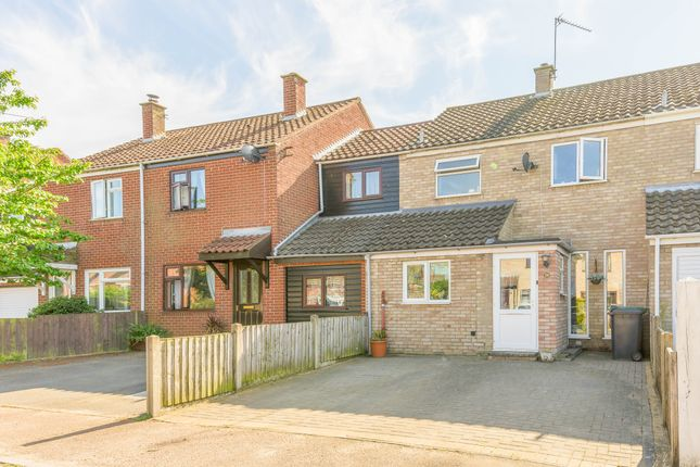Thumbnail Terraced house for sale in Clark Road, Ditchingham, Bungay