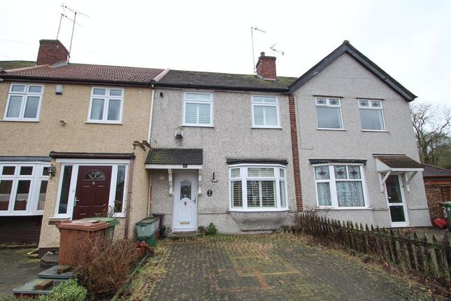 Thumbnail Terraced house for sale in Oxleas Close, Welling