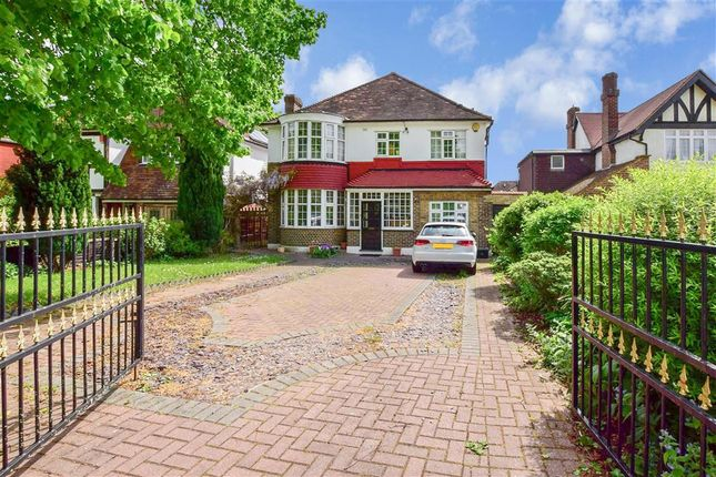 Thumbnail Detached house for sale in Broomhill Walk, Woodford Green, Essex