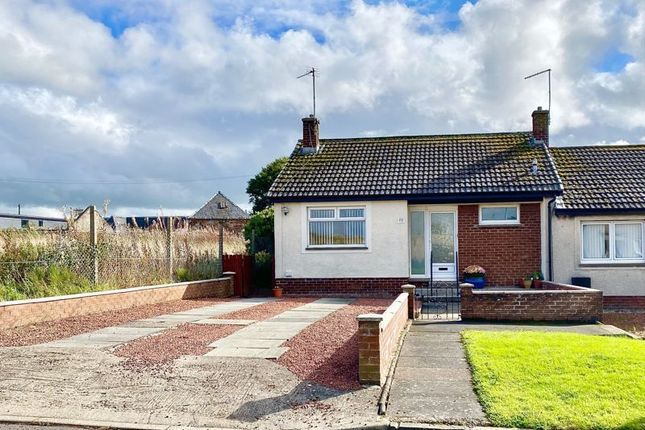 Thumbnail End terrace house for sale in Firhill Drive, Monkton, Prestwick