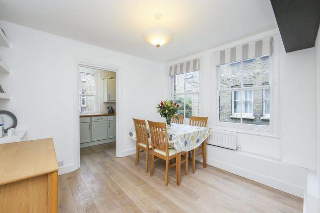 Kitchen of Morat Street, London SW9
