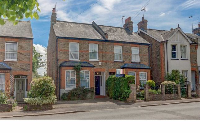 Thumbnail Semi-detached house for sale in Briscoe Road, Hoddesdon, Hertfordshire
