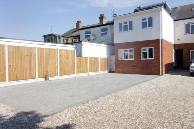 Thumbnail Flat for sale in High Street, Hadleigh, Benfleet