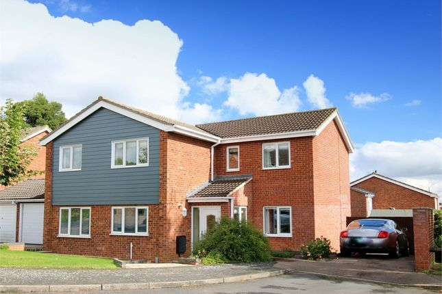Thumbnail Detached house for sale in Whistler Road, Eaton Ford, St. Neots
