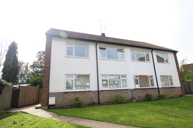 Thumbnail Flat to rent in Farnborough Court, Farnborough Village