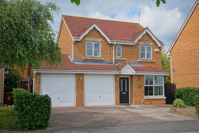 Thumbnail Detached house for sale in Bushey Park, Kingswood, Hull