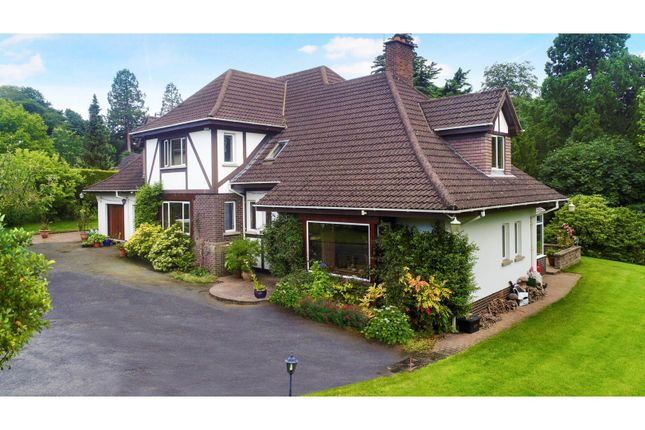 Thumbnail Detached house for sale in Cedar Lane, Holywood