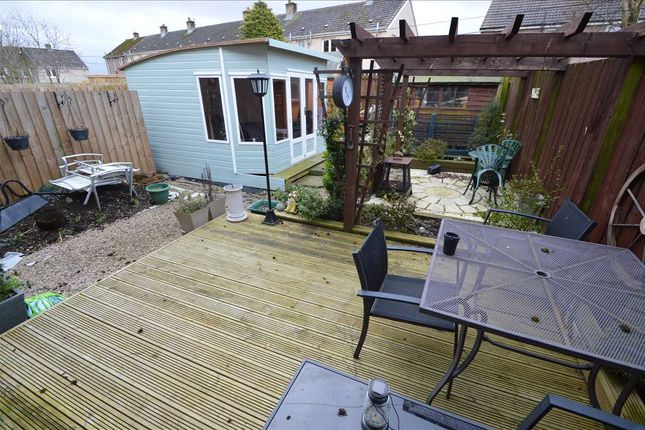 Garden of Kelso Avenue, Lesmahagow, Lanark ML11