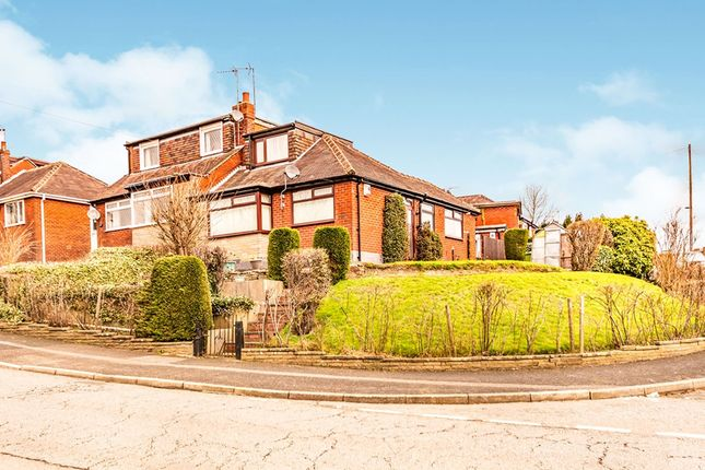 Thumbnail Bungalow for sale in Grampian Way, Shaw, Oldham