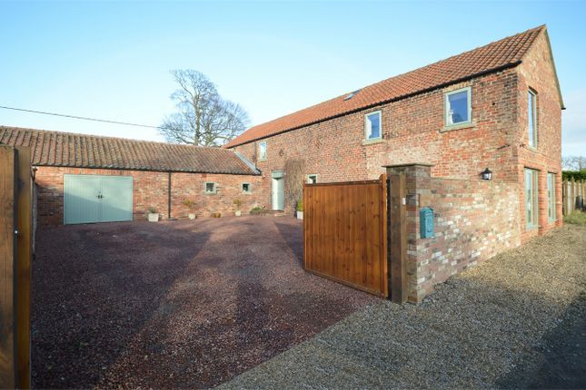 Thumbnail Barn conversion to rent in Gatherley Road, Brompton On Swale, Richmond, North Yorkshire