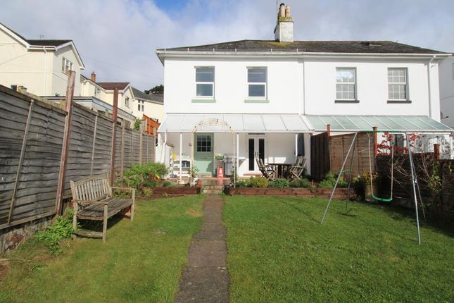 Thumbnail Semi-detached house for sale in Lower Compton Road, Mannamead, Plymouth