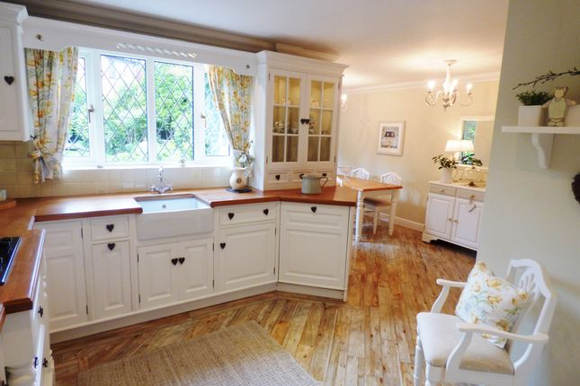 Thumbnail Detached house for sale in Oak End, Buntingford