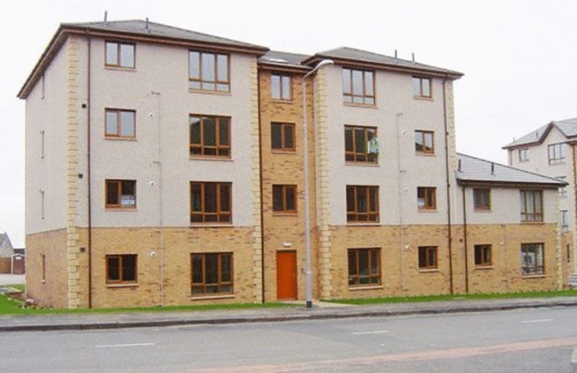 Thumbnail Flat to rent in Binney Wells, Kirkcaldy