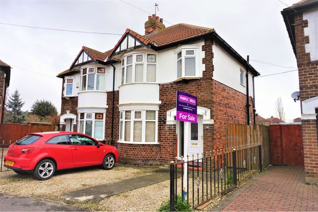 Thumbnail Semi-detached house for sale in Spring Gardens, Hull