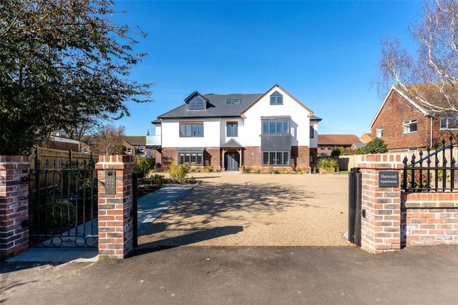 Thumbnail Flat for sale in Woodlands Avenue, Rustington, West Sussex