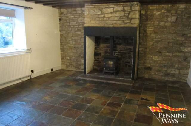 Living Room  of Park Village, Haltwhistle, Northumberland NE49